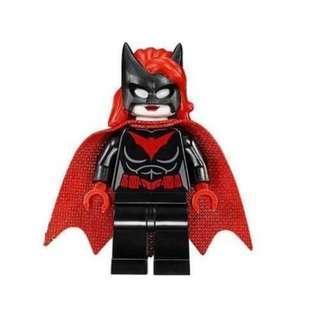 Lego DC Super Heroes - Batwoman 76111 Minifigure new