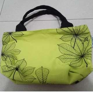 BN CalciSure Green Hand Bag