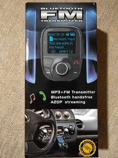 Bluetooth handfree and MP3 player
