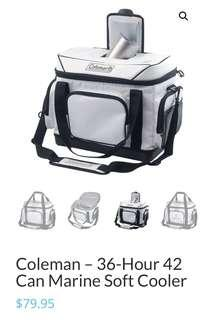 Coleman 42cans 36 hours cooler