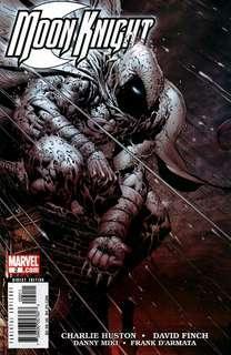 Moon Knight #2 - Direct Edition ( Marvel )