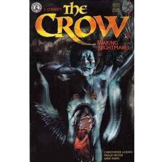THE CROW: WAKING NIGHTMARES #1 (1997) First issue!