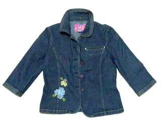 JUST PAY SHIPPING FEE - Denim Jacket