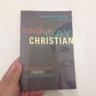 🚚 Single, Gay, Christian by Gregory Coles