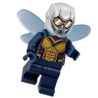 Lego Marvel Super Heroes - Wasp 76109 Minifigure new
