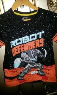 Oshkosh alien tshirt #1010