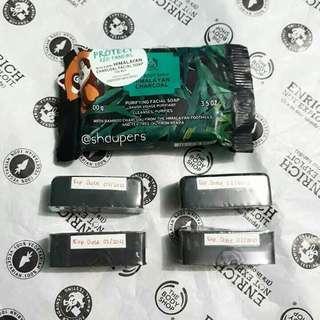 [Share] Himalayan Charcoal Soap Bar 25gr The Body Shop