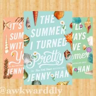 FREE! Summer Trilogy by Jenny Han