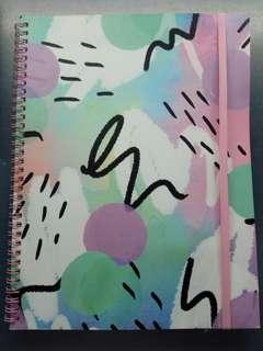 Typo - A4 Notebook