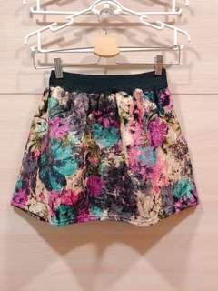 BN Floral Skirt