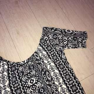 Forever 21 Low Cut Top
