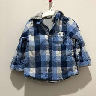 Original baby H&M checkers Tops Clothes Kids