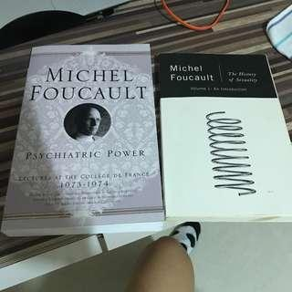 🚚 Brand new Michel Foucault Psychiatric Power