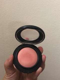 MAC Cosmetics Mineralize Blush in Ray Beam