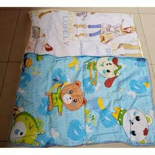 BN 3 Small Pillow Cases