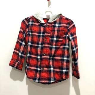 Carters Checkered Shirt baby clothes kids
