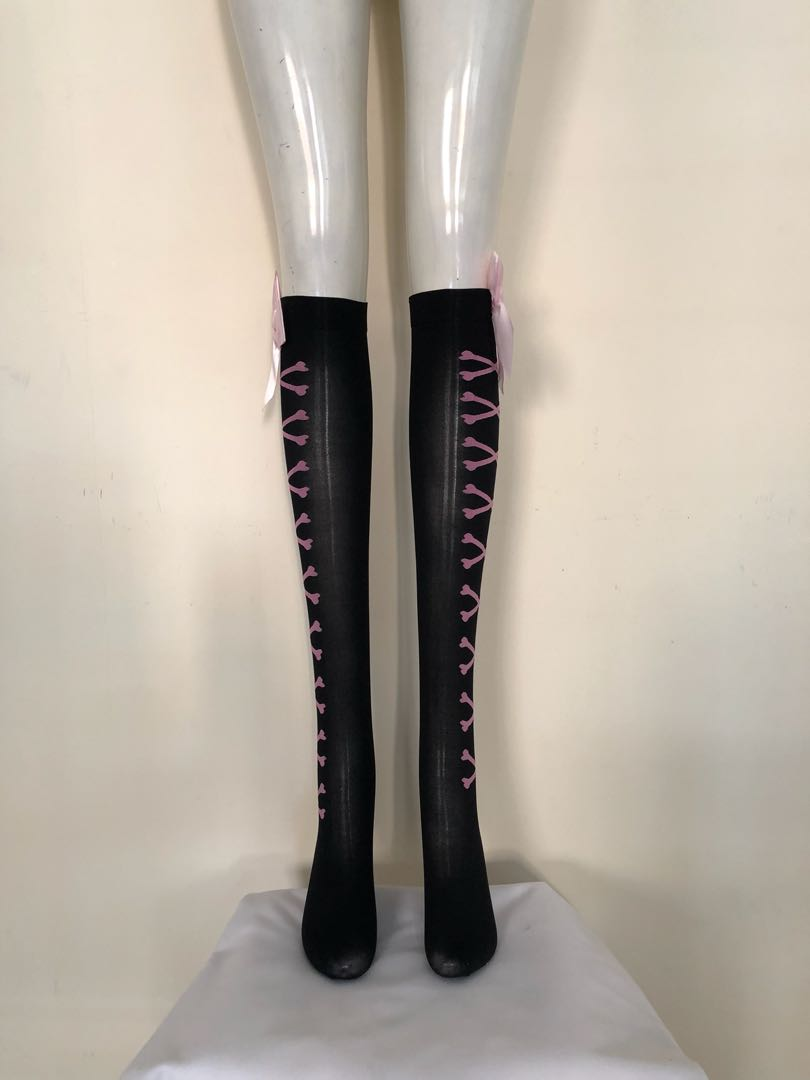 2db261d9d CATZ   Knee High Socks Women Thigh High Over The Knee Socks Stocking ...