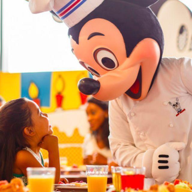 香港迪士尼至尊二合一餐券 HONGKONG DisneyLand Coupon