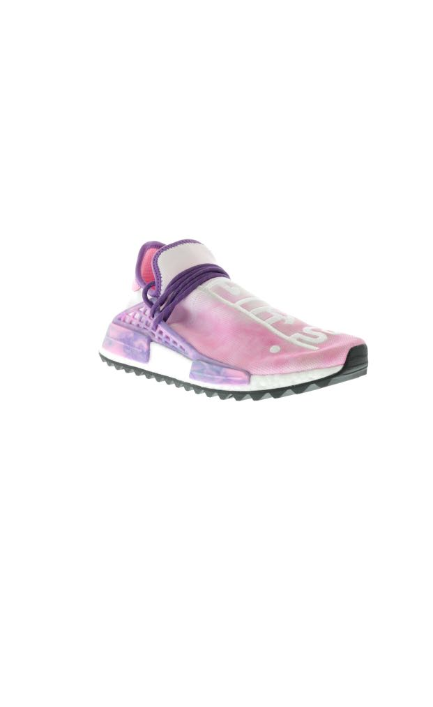 on sale 512ce 56b13 adidas Human Race NMD Pharrell Holi Festival (Pink Glow)