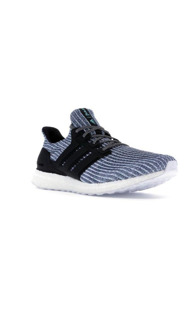 Refinería oportunidad zona  adidas Ultra Boost 4.0 Parley Carbon Blue Spirit, Men's Fashion, Footwear,  Sneakers on Carousell