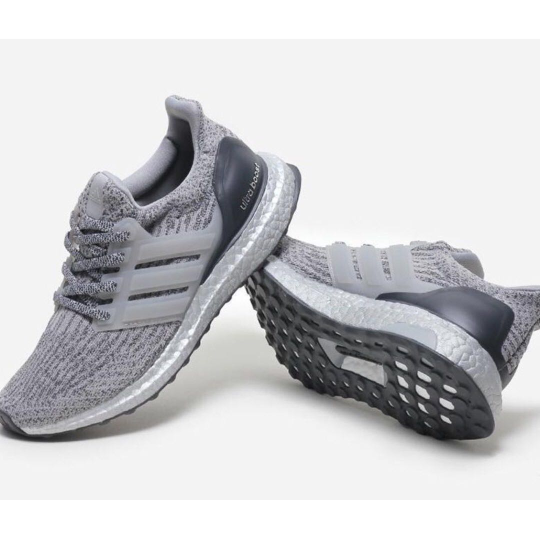 52ad5a1fd Adidas ULTRABOOST 3.0 Silver Pack UK9.5   US10 for Sale