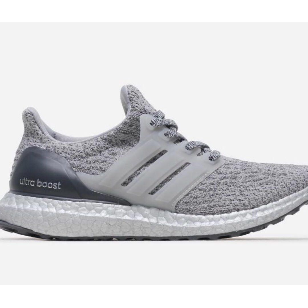 df0a37415c3fad Adidas ULTRABOOST 3.0 Silver Pack UK9.5   US10 for Sale