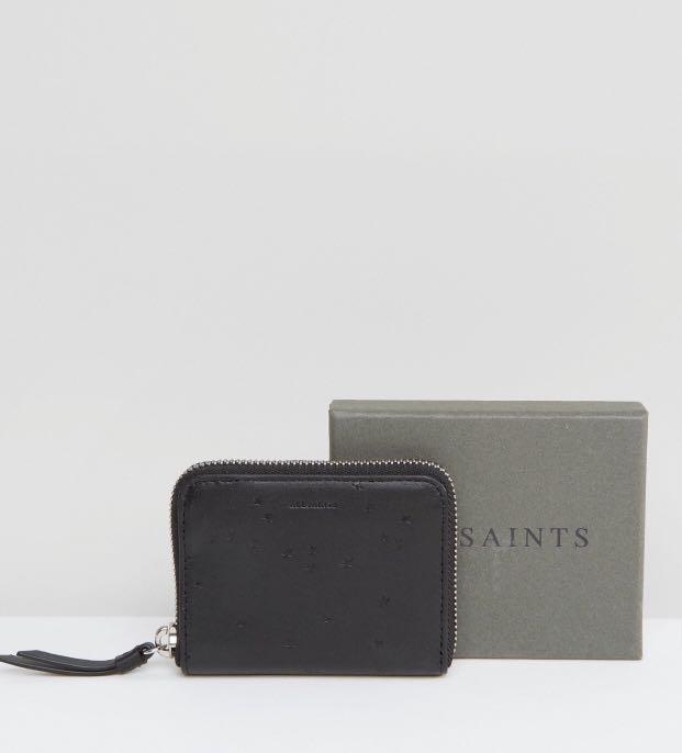 Allsaints Echo Mini Wallet