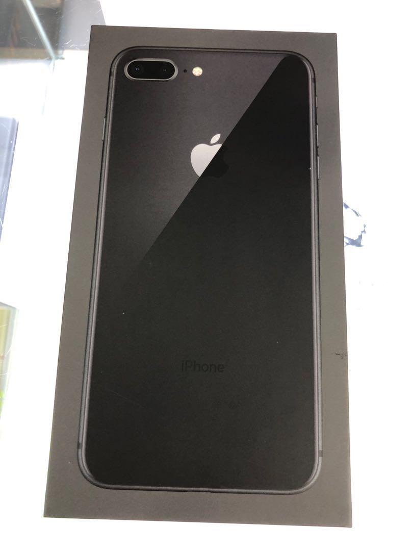 c0a9baf4f9d Apple IPhone 8 Plus 256gb space gray telco set