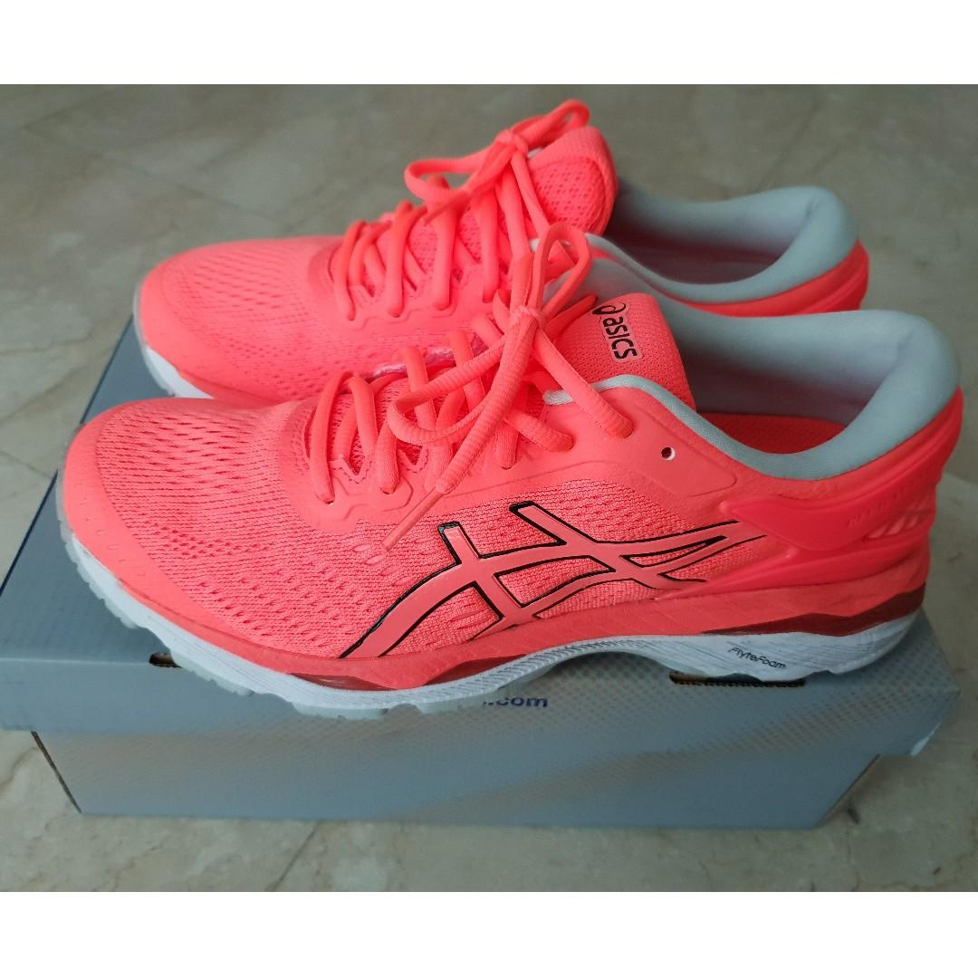 Asics Gel Kayano 24 Women's, Sports, Sports Apparel on Carousell