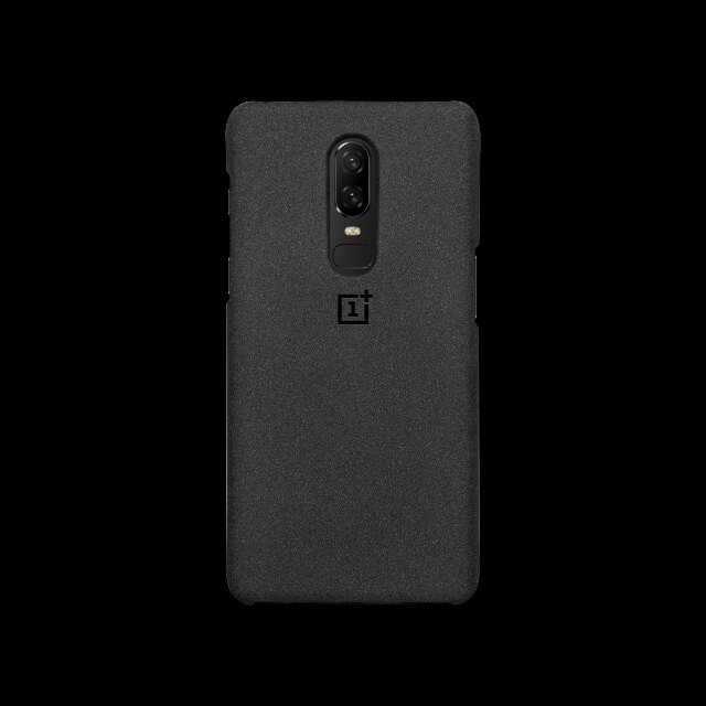 newest afc66 9d60c Authentic OnePlus 6 Sandstone Protective Case