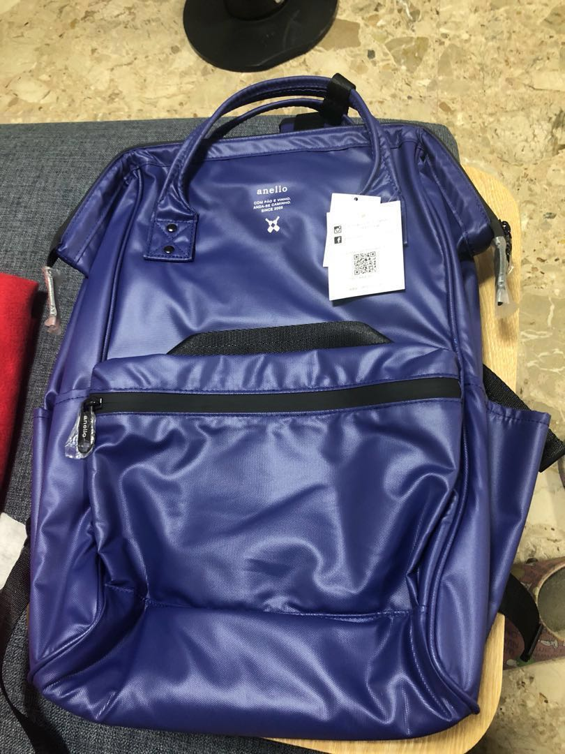 Available now! Authentic Anello Waterproof Backpack a6e8836e74787