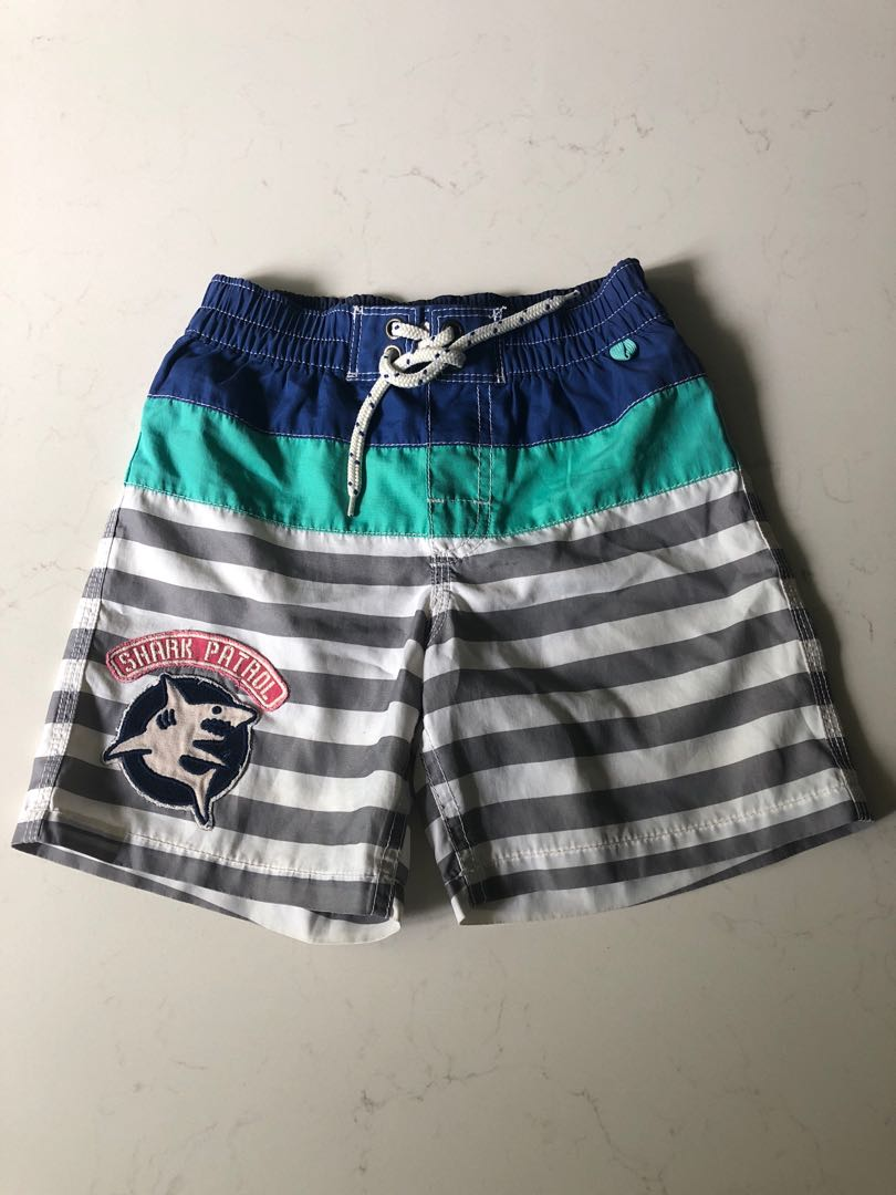 ee3446adb2 BabyGap swim shorts for boy, Babies & Kids, Boys' Apparel, 4 to 7 ...