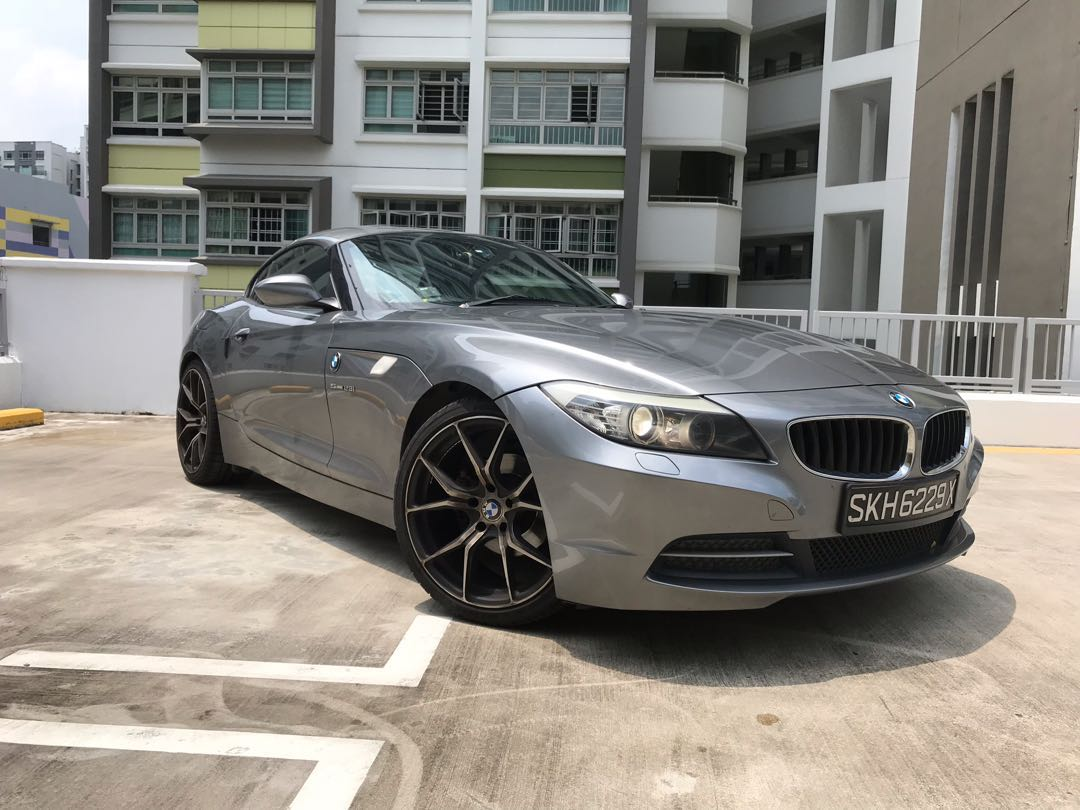 Bmw Z4 Sdrive23i Auto Cars Cars For Sale On Carousell