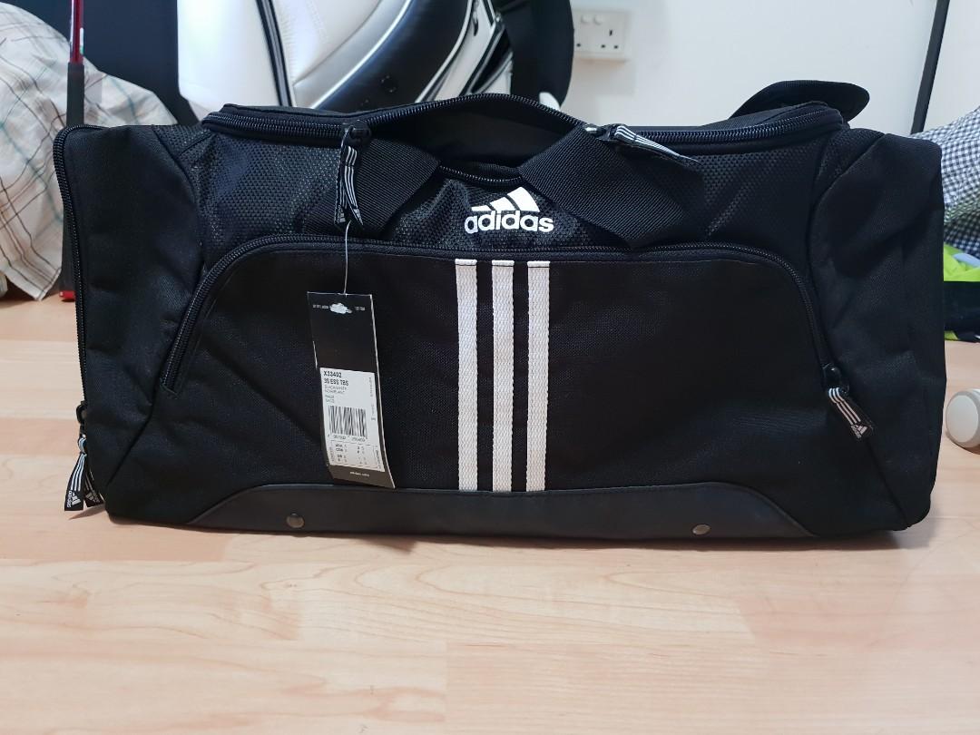 2dade060bb BNWT Adidas Duffle Gym Bag