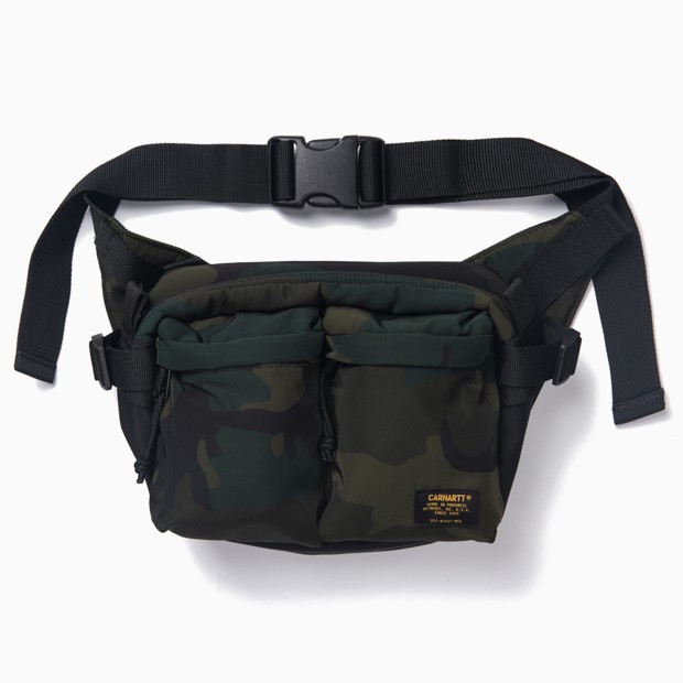 fbb7837523 Carhartt WIP Military Hip Bag [Camo Combat Green], Men's Fashion, Men's Bags  & Wallets, Sling Bags on Carousell