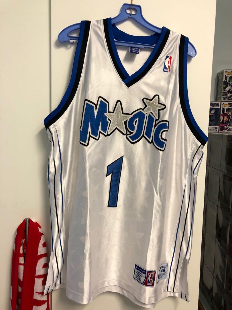 6e1815b95 Champion Swingman Authentic NBA jersey