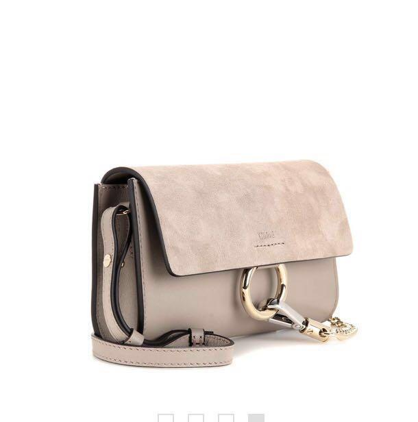 b85f6d109a0 Chloe Faye mini leather wallet bag on Carousell