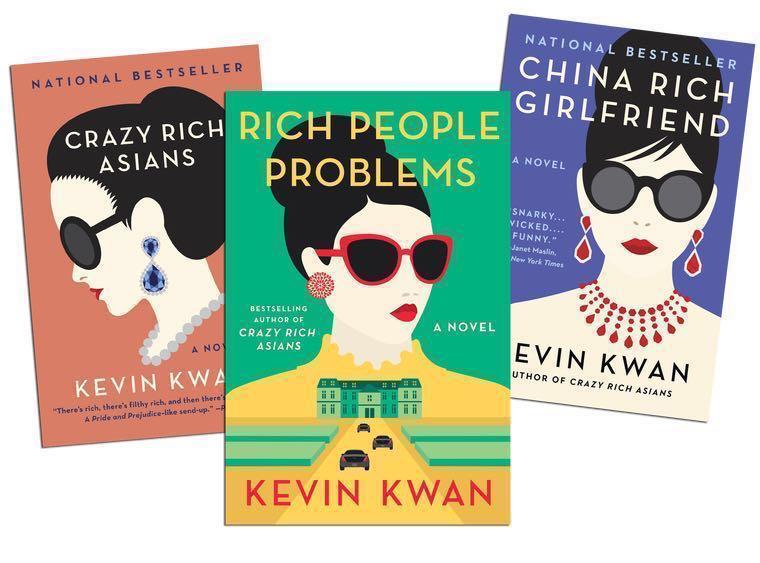 crazy rich asians ebook