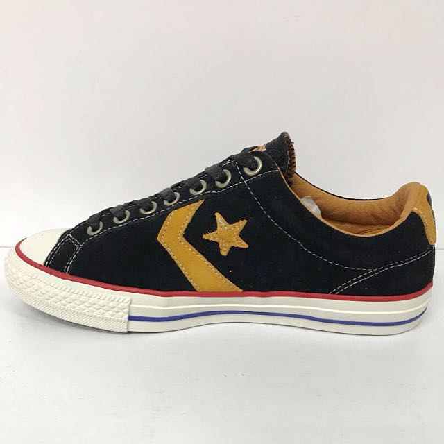 783f013204f8 CRAZY SALE  CONVERSE STAR PLAYER EV OX BLACK  GOLD