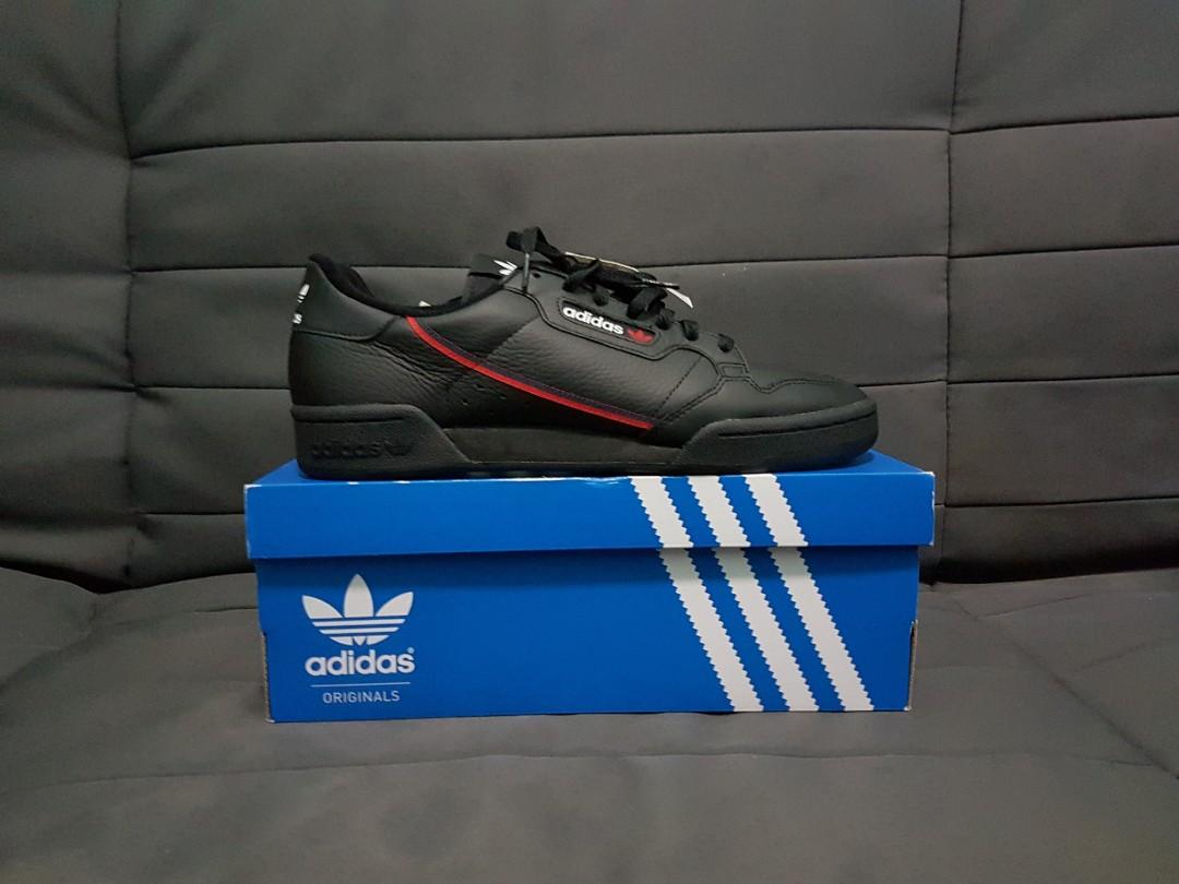 39c39f550 DEAL ALERT  NEW US11.5 Adidas Continental 80 Black