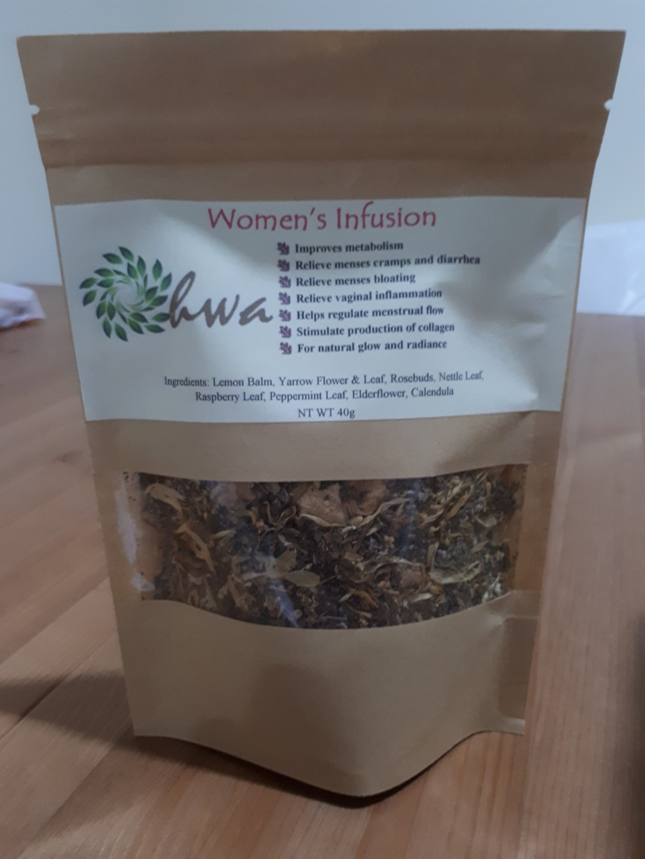 Flower Tea / Herbs