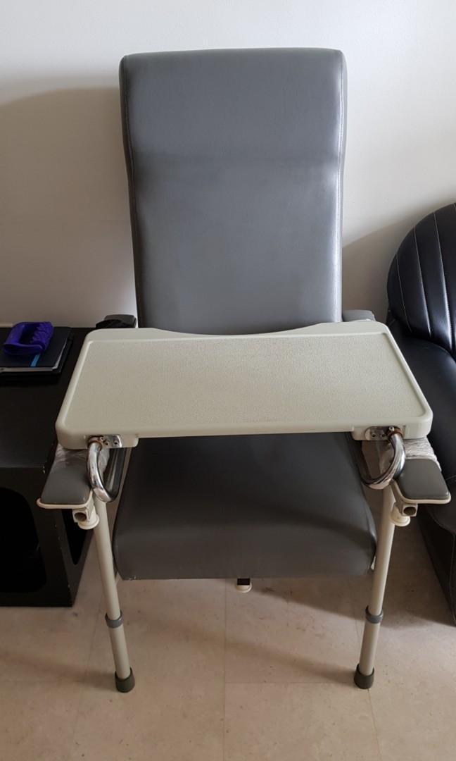 Fantastic Geriatric Chair For Elderly Free Tray Table Assistive Beutiful Home Inspiration Semekurdistantinfo