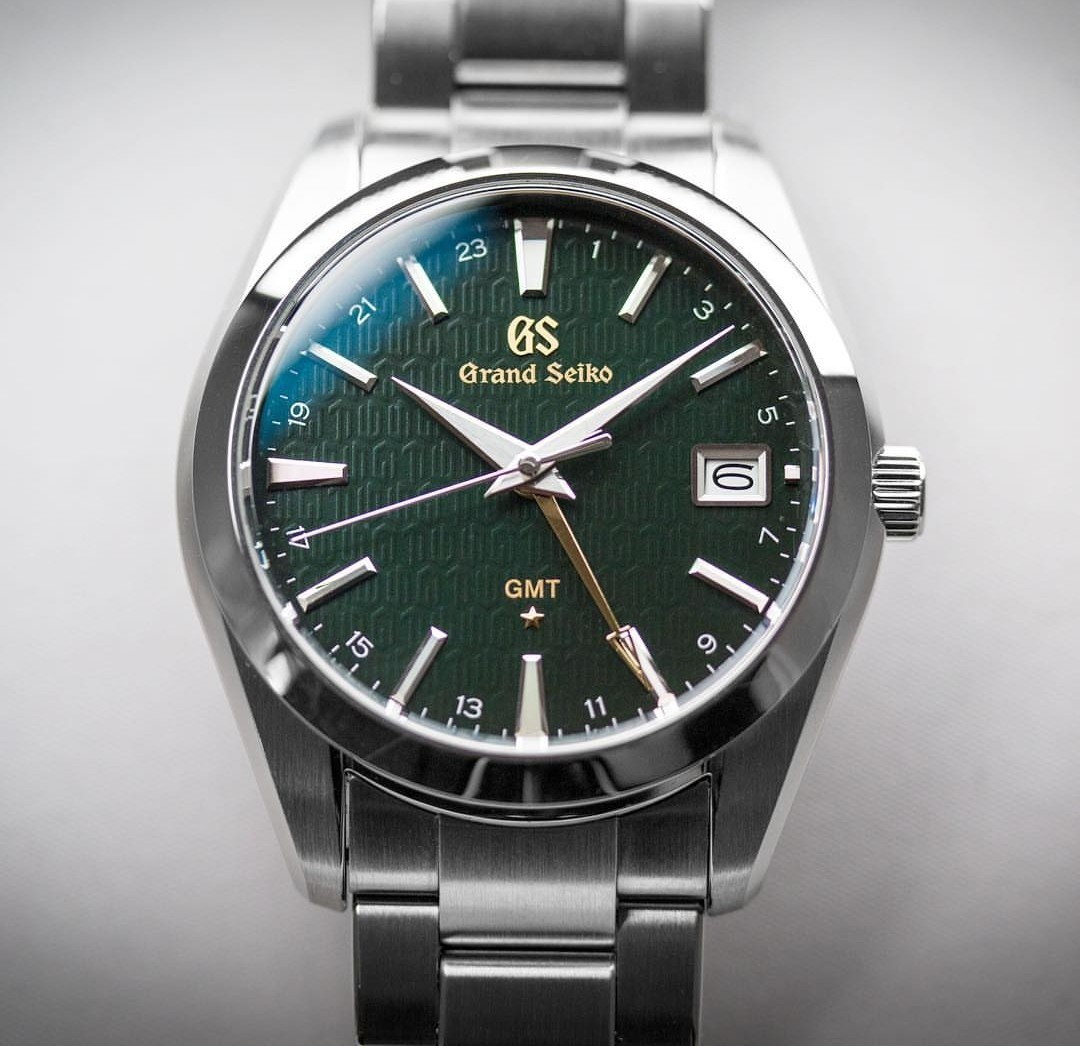 Gold Star Cars >> Grand seiko SBGN007 Limited Edition., Men's Fashion, Watches on Carousell