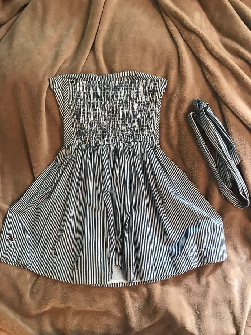 Holister pretty fall dress