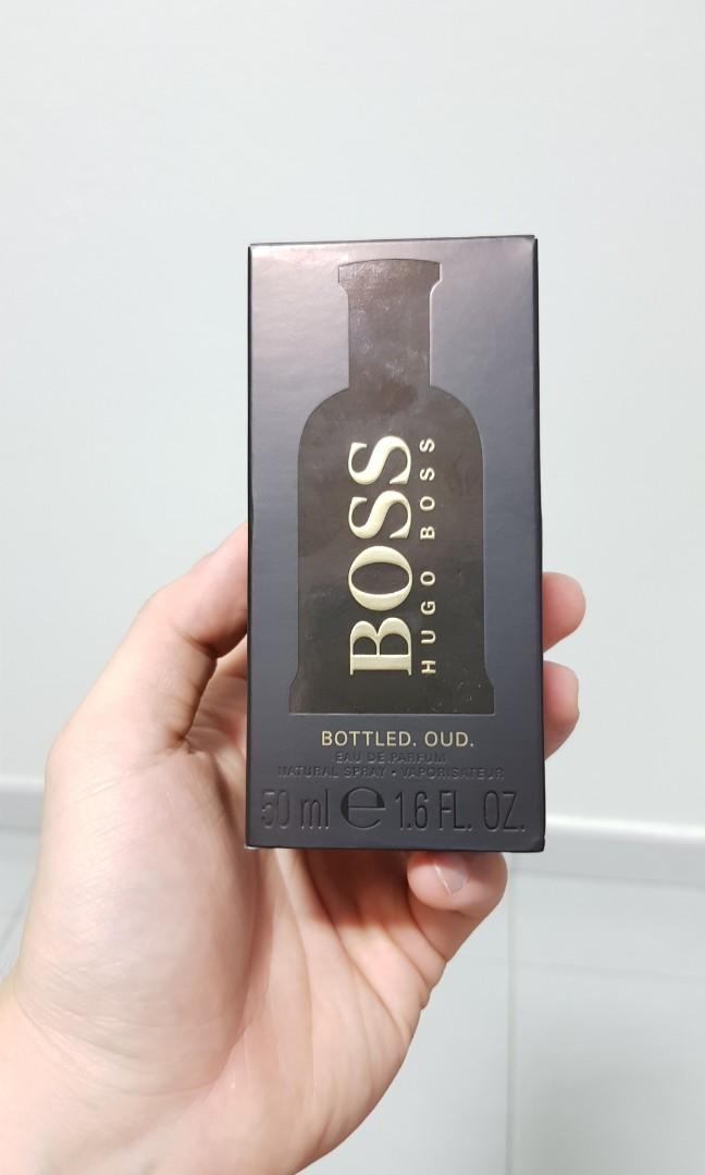 5f513bc487f Hugo Boss Bottled Oud EDP, Health & Beauty, Perfumes & Deodorants on ...