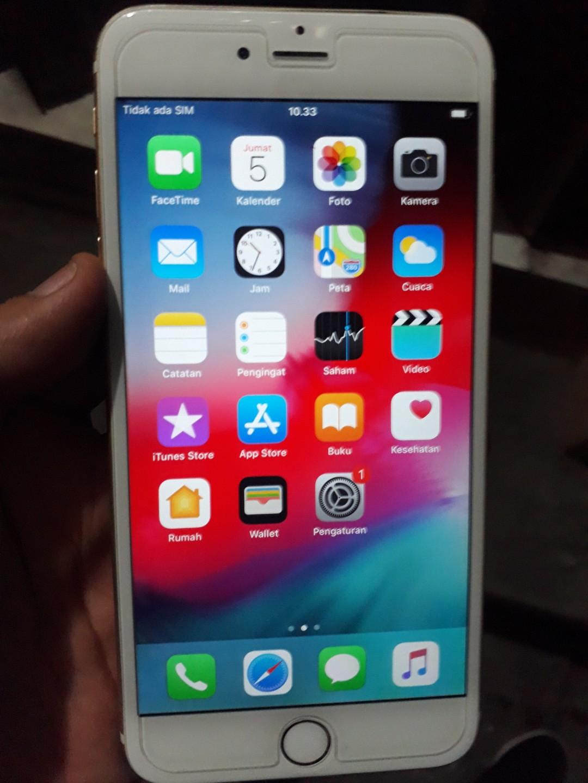 Iphone 6 plus 16gb Ex resmi ibox mulus normal 18af001fd1