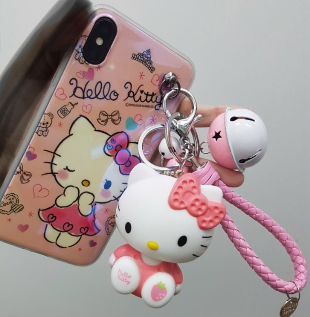 pretty nice 40160 87d74 Iphone X Hello kitty casing FAST DEAL $12