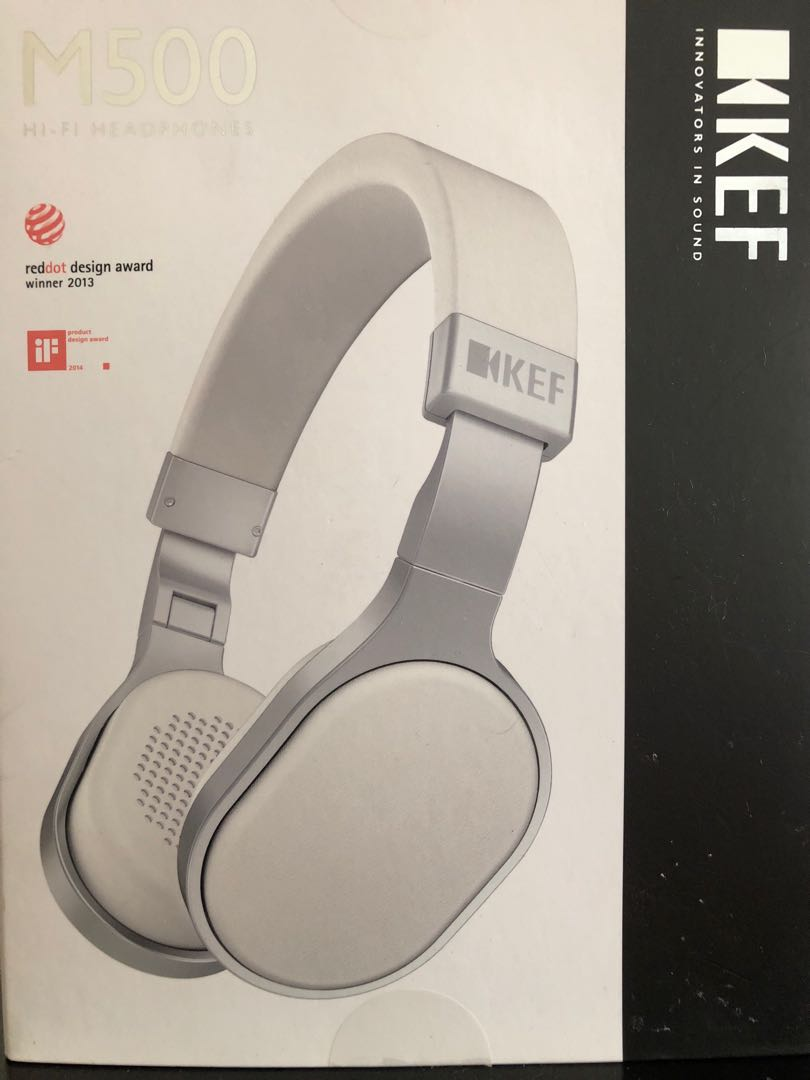 9bf4ec46a00 KEF M500 Hi-Fi Headphone,brand new price $2,600 in HMV,now selling ...