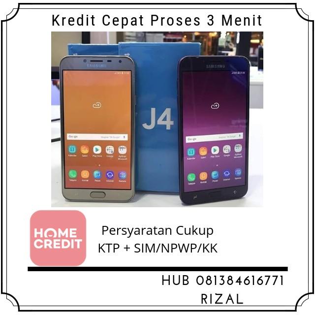 Kredit Samsung Galaxy J4 Telepon Seluler Tablet Ponsel Android Di Carousell