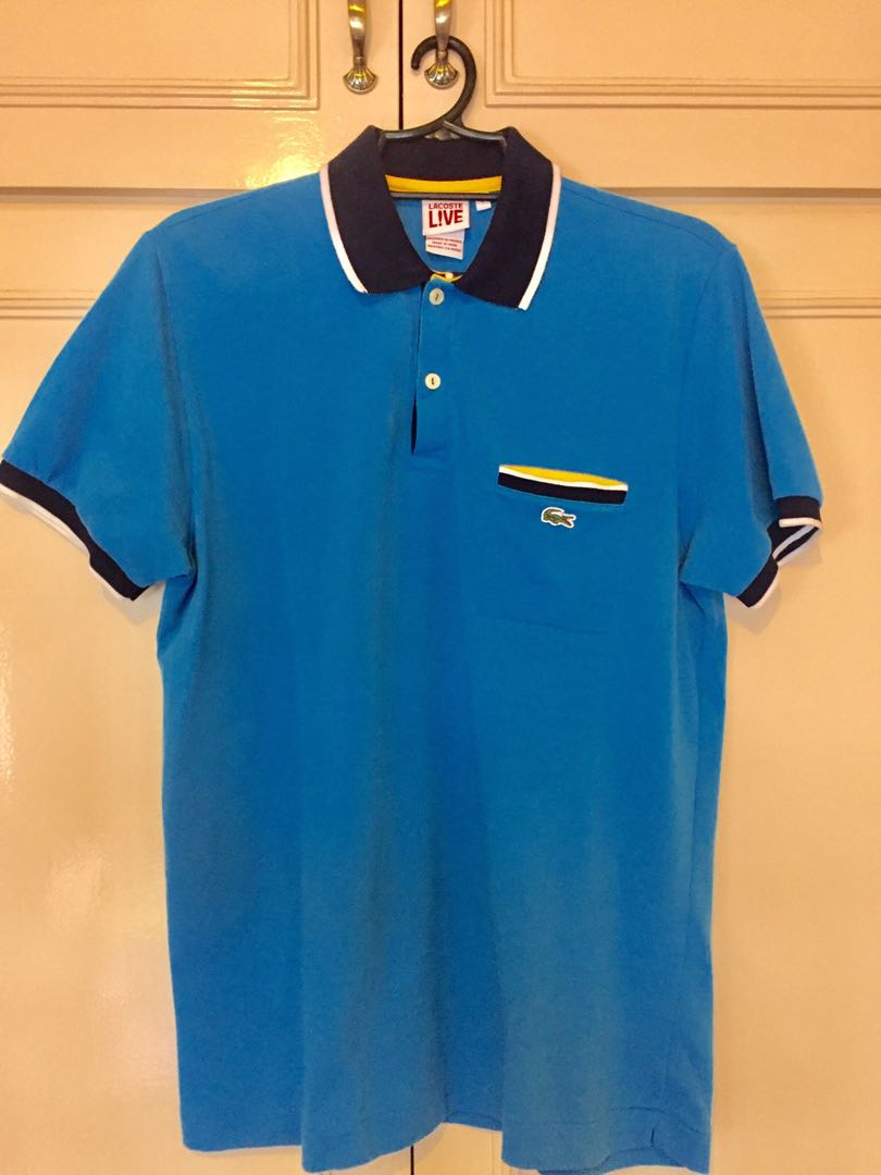 b10e559705b Mens Lacoste Polo Shirt Size 9 – EDGE Engineering and Consulting Limited